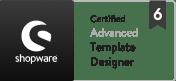 Shopware Template Designer banner
